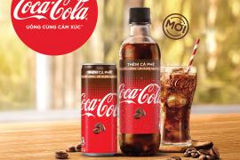 Coca-Cola Việt Nam chính thức ra mắt sản phẩm mới Coca-Cola thêm cà phê nguyên chất