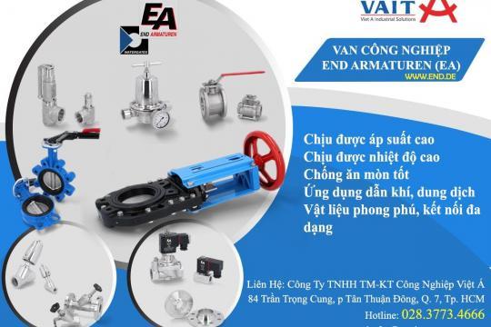 VAN BƯỚM END-ARMATUREN (EA)