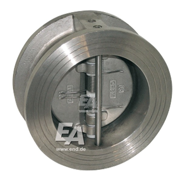 DOUBLE-FLAP CHECK VALVE DR334007