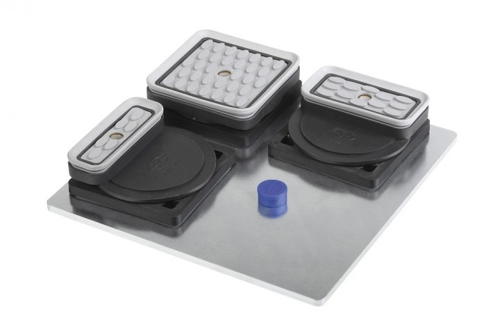 ADAPTER PLATE FOR GLASS 10.01.14.00117-80-218