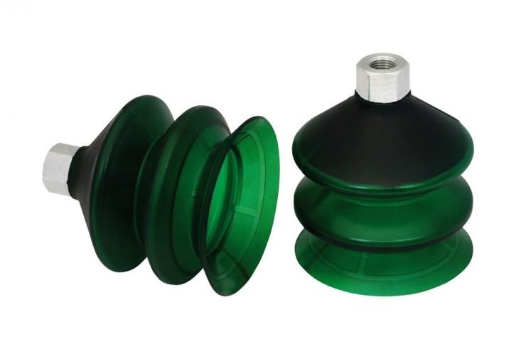 BELLOWS SUCTION CUPS FSG-VU1 ROUND 10.01.06.00167-40-218