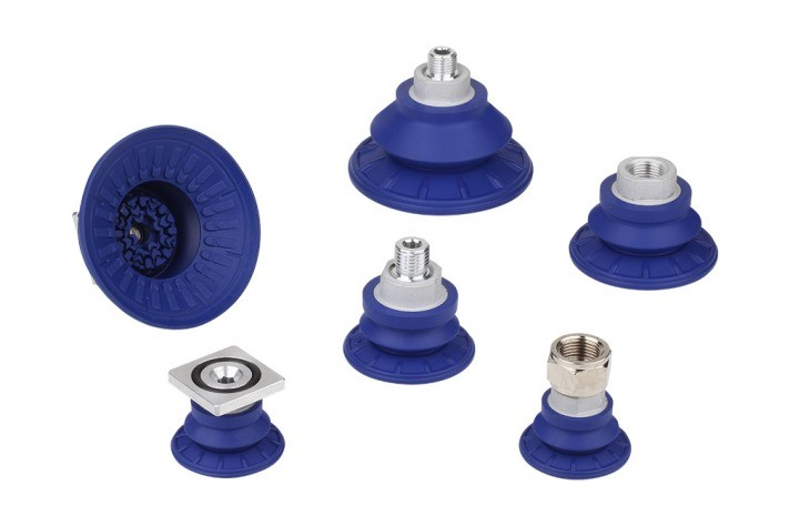 BELLOW SUCTION CUP SAB 1-5-FOLDS-PGE-00054-390-214