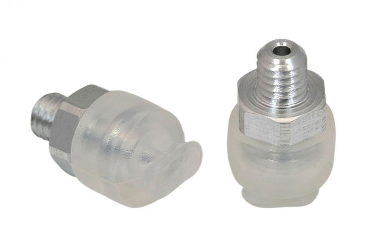 FLAT SUCTION CUP SGON  OVAL 10.01.01.00565-40-218