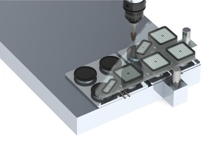 INNOSPANN FLAT TABLE SYSTEMS PGE-05242-10-214