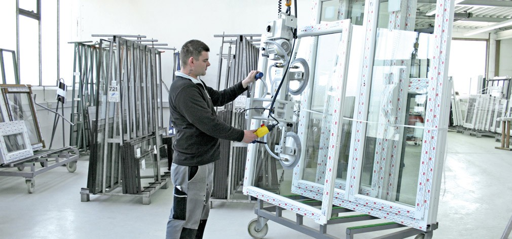 VACUUM LIFTING DEVICES VACUMASTER FOR WINDOW