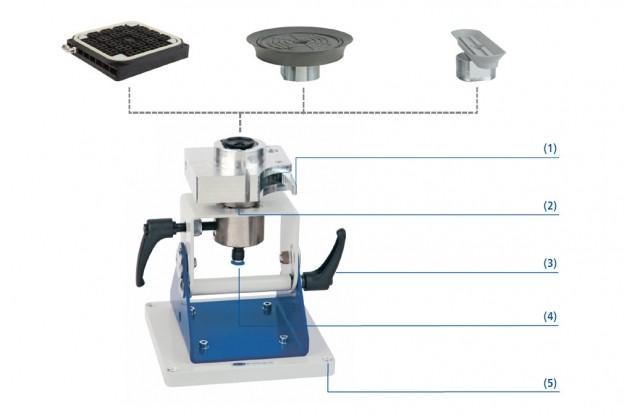 MULTI CLAMP OR EXTERNAL VACUUM PUMP PGE-04297-370-203