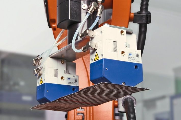 ELECTRIC NEEDLE GRIPPER SNG-AP PGE-04765-10-201