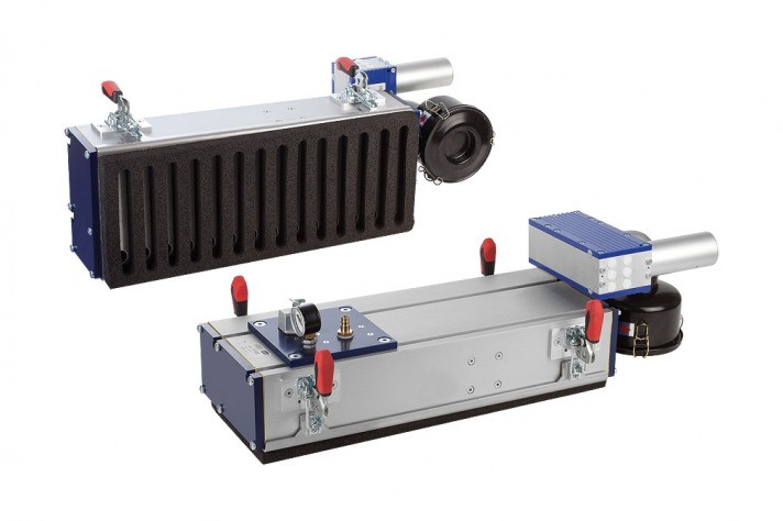 VACUUM AREA GRIPPING SYSTEMS AND END EFFECTORS SBX-C WITH EJECTOR PGE-04547-560-214