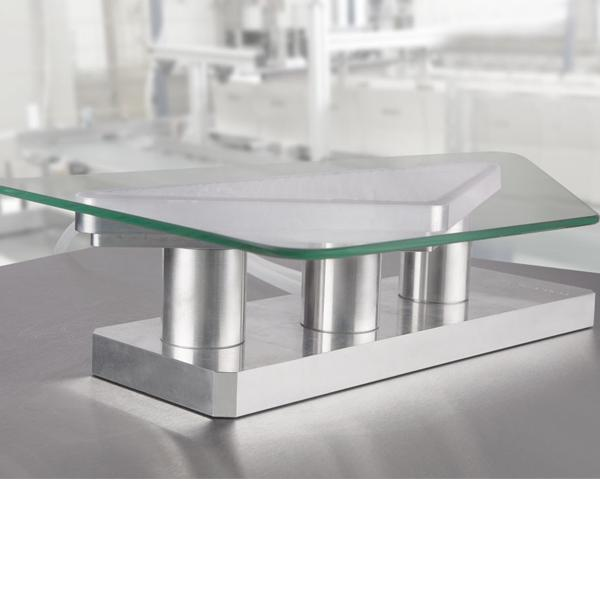 CLAMPING SOLUTIONS FOR GLASS PROCESSING