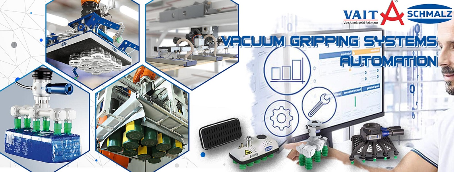 Vacuum-Gripping-Systems