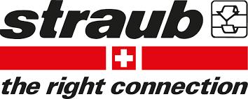 <span>Straub</span> - Rohrkupplung
